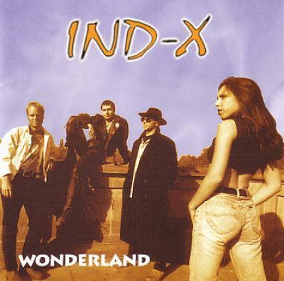 CD IND-X: Wonderland