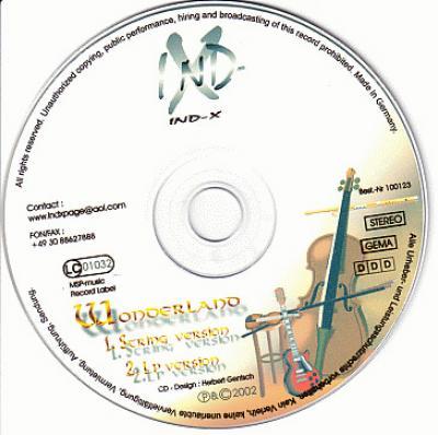 IND-X: Maxi-CD